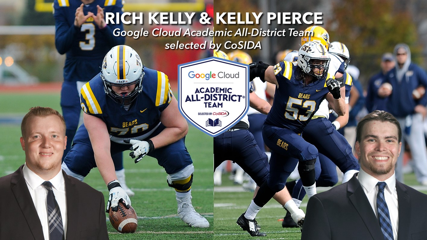 Kelly And Pierce Earn Academic All District Honors Concordia