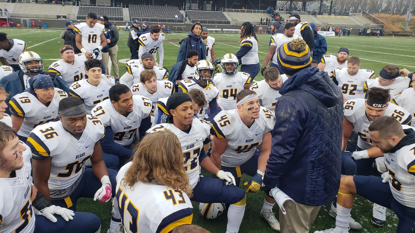 Bears Seek Winning Campaign In 2018 Finale At Winona State