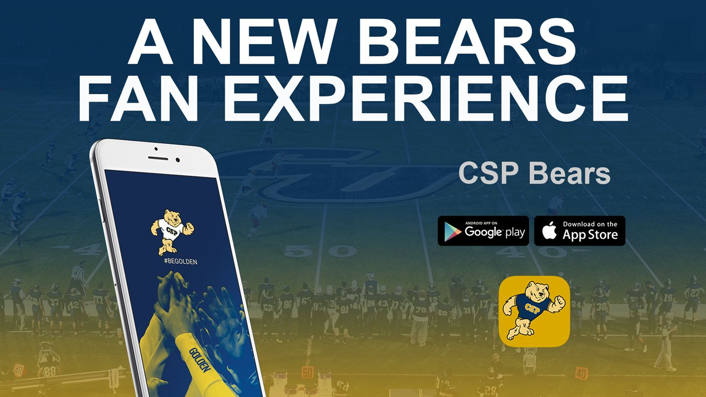 Download the new CSP Bears fan app today! - Concordia University, St